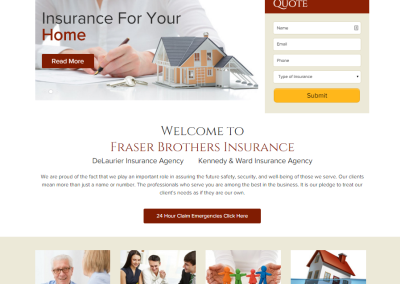 Fraser Brothers Insurance Group