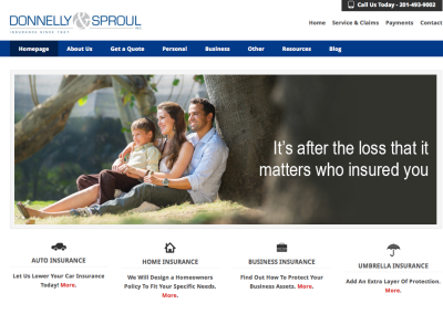 Donnelly & Sproul Insurance Agency
